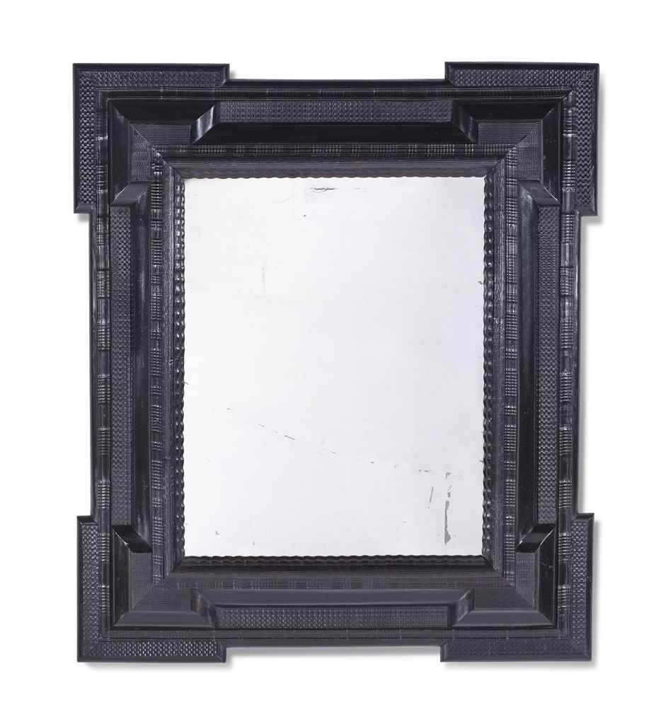 Miroir d 39 epoque baroque hollande fin du xviie siecle christie 39 s - Miroir baroque rectangulaire ...
