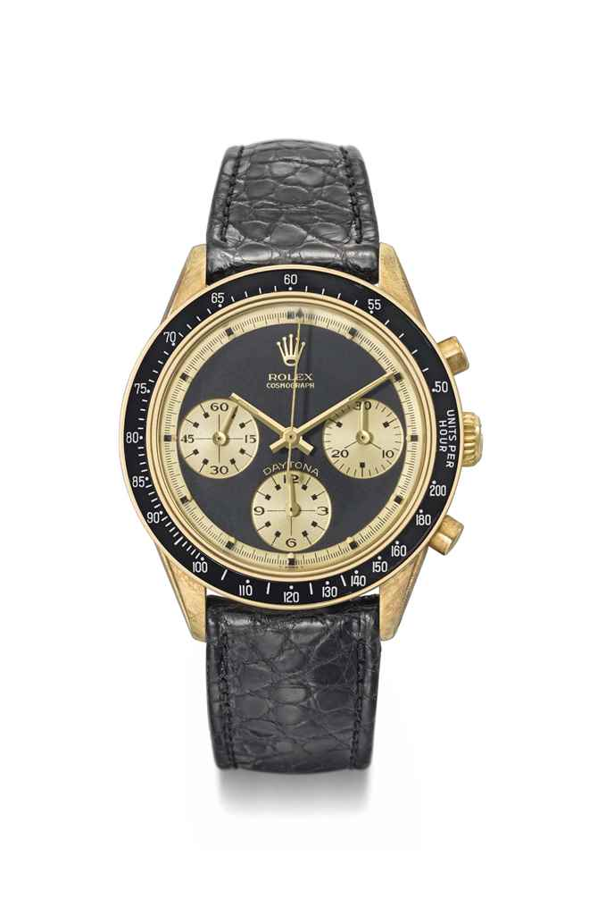 Rolex. A fine, extremely rare