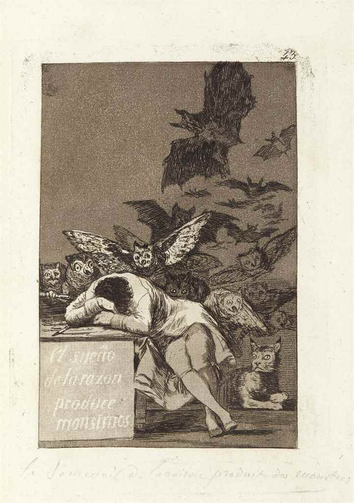 GOYA Y LUCIENTES, Francisco (1