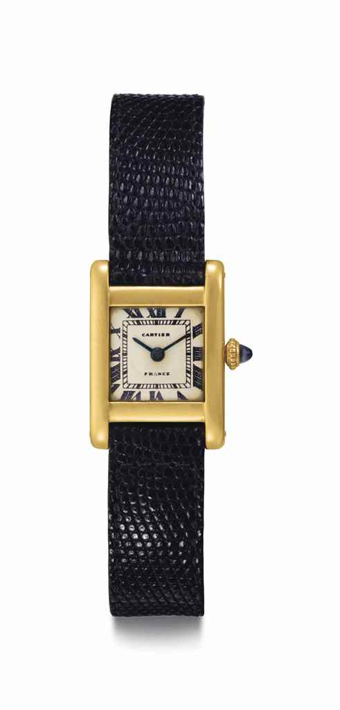 Cartier. A Fine and Historical