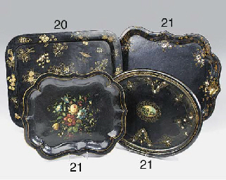 A Victorian parcel-gilt and mo