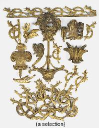 A quantity of George III fragm