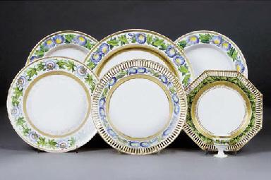 A Berlin (K.P.M.) porcelain ci