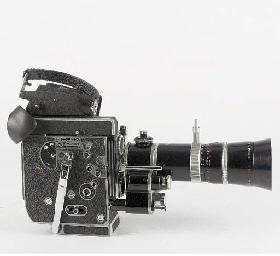 Bolex H16 Reflex no. 248029