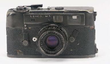 Leica M5 no. 1349658