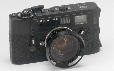 Leica M5 no. 1356549