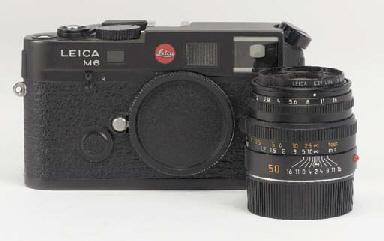 Leica M6 TTL no. 2468033
