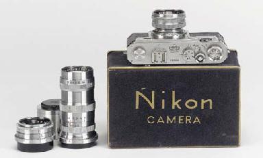 Nikon S no. 6127086
