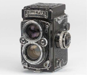 Rolleiflex TLR no. 1644495