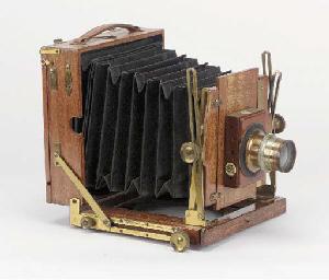 Sanderson field camera no. 416