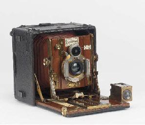 Sanderson hand camera no. 1323