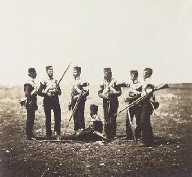 Men of the 68th Regiment