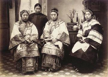 Femmes Chinoises