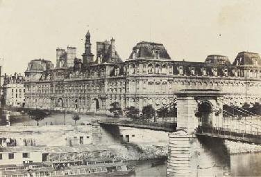 Hôtel de Ville de Paris des Mo