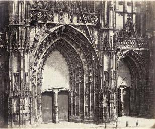 Portail de la Cathédrale de Tr