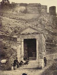 Temple de Cayo Julio Lacer