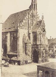 Nuremberg, Eglise de la Vierge