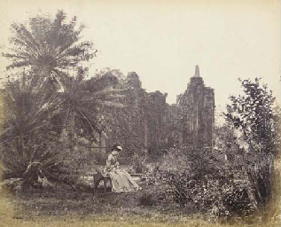 Gothic Ruin, in Barrackpore Pa