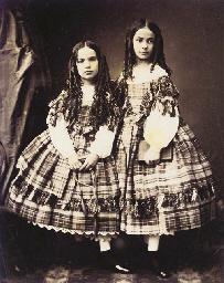 Deux princesses de Saxe-Weimar