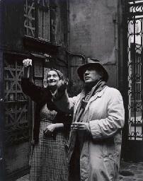 Picasso et sa Concierge, Ateli
