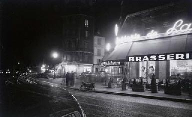 Vues de cafés et brasseries