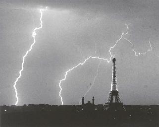 Orage, Paris