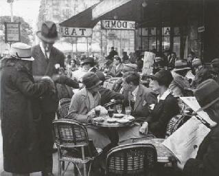 Cafes ou Paris