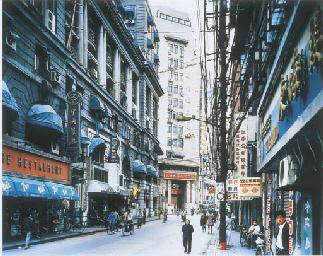 Jaingxi Zhong Lu, Shangai