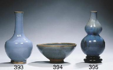 A purple-splashed Juanyao bowl