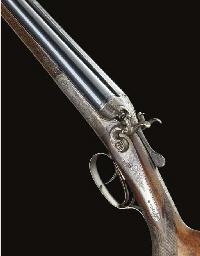 A 20-BORE HAMMER GUN BY C.G. H