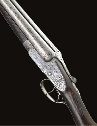 PARTS OF A 12-BORE SIDELOCK EJ