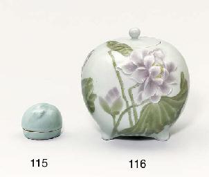 A Porcelain Jar