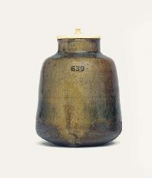 A Seto Chaire [Tea-Caddy]