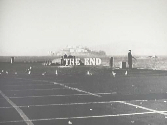 The End (Bird Man of Alcatraz)