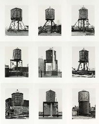 Water Towers (New York Rooftop
