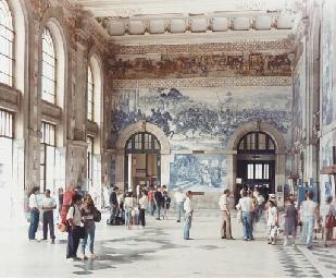 Porto Bahnhof