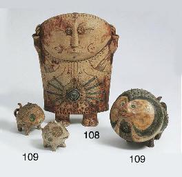Kleine Leeuw, a glazed pottery