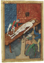 THE MARTYRDOM OF ST ERASMUS, f