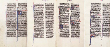BIBLE, with the Prologues attr