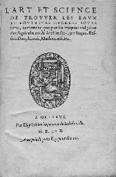 BESSON, Jacques (d.1569?). L'A