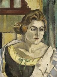 Portrait of Alice Daglish
