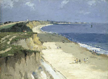 Hopton Cliffs
