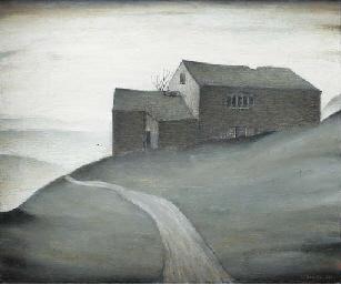 A house on the moor; Heathclif