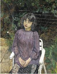 Portrait of Sarah