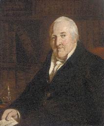 Portrait of George Brooks, sea
