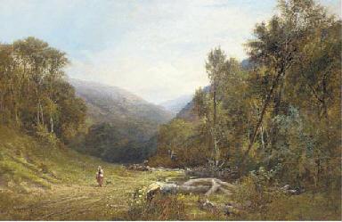 Near Lynmouth, North Devon