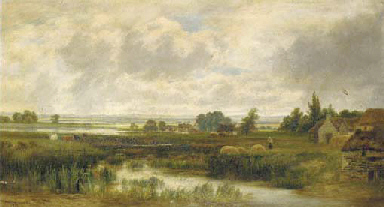 The water meadow