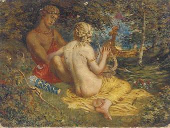 Apollo and Diana