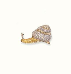 AN AMUSING DIAMOND AND COLOURE