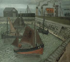 Port de Pêche - Vissershaven
